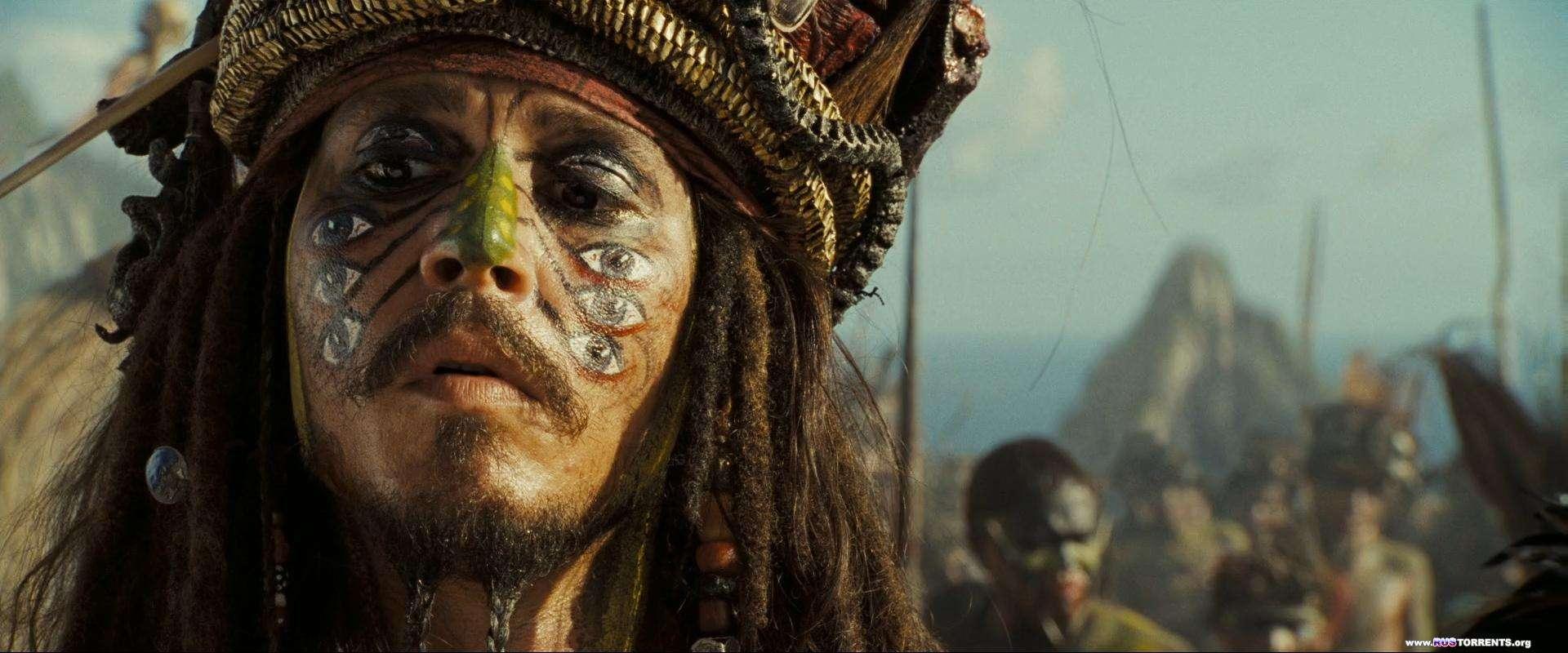 Пираты Карибского моря: Сундук мертвеца | BDRip 1080p