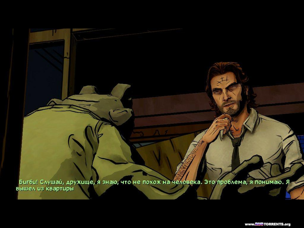 The Wolf Among Us: Episode 1 - 5 | PC | RePack от Audioslave