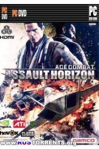 Ace Combat: Assault Horizon - Enhanced Edition [v 1.0.143.72] | PC | RePack от R.G. Catalyst