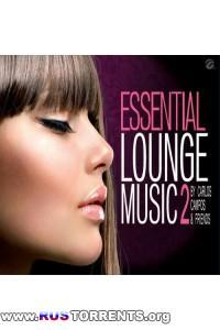 VA - Essential Lounge Music 2 (By Carlos Campos & Friends- 2 CD) | MP3