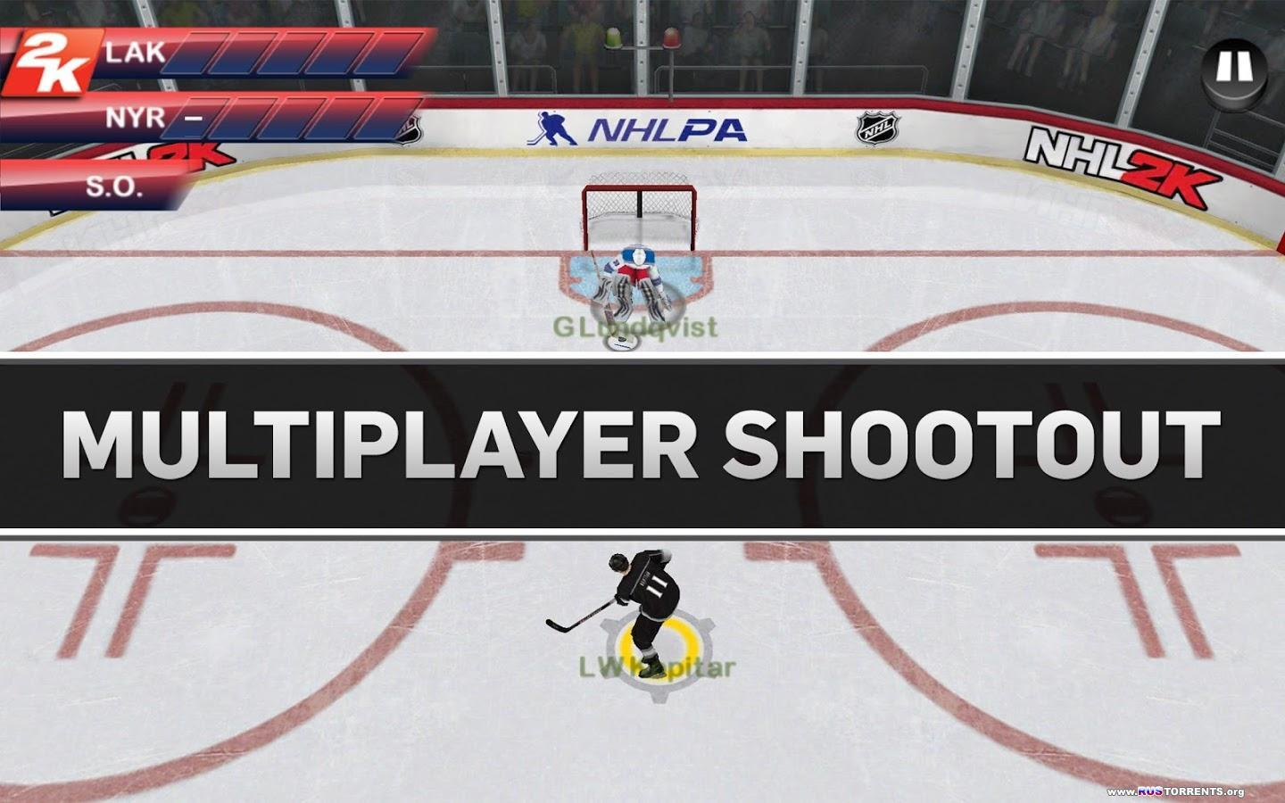 NHL 2K v1.0.0 | Android