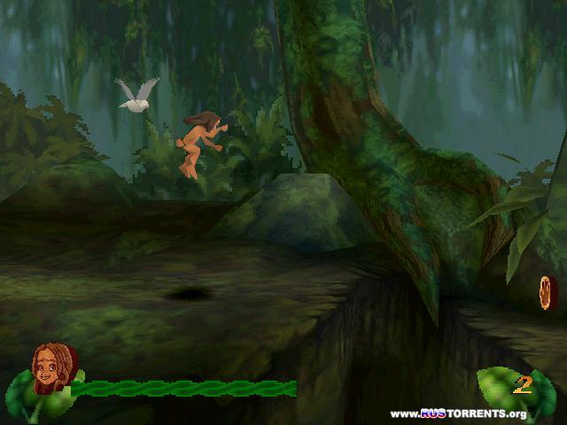 Disney's Tarzan | PC | Repack От R.g. Cm3Tana