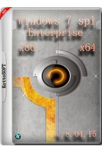 Windows 7 Enterprise KottoSOFT v.8.04.15 (х86/x64) ENG/RUS