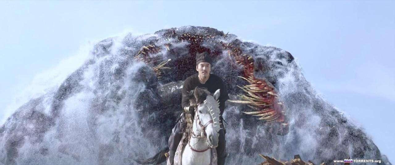 Молодой детектив Ди: Восстание морского дракона | WEB-DL 720p