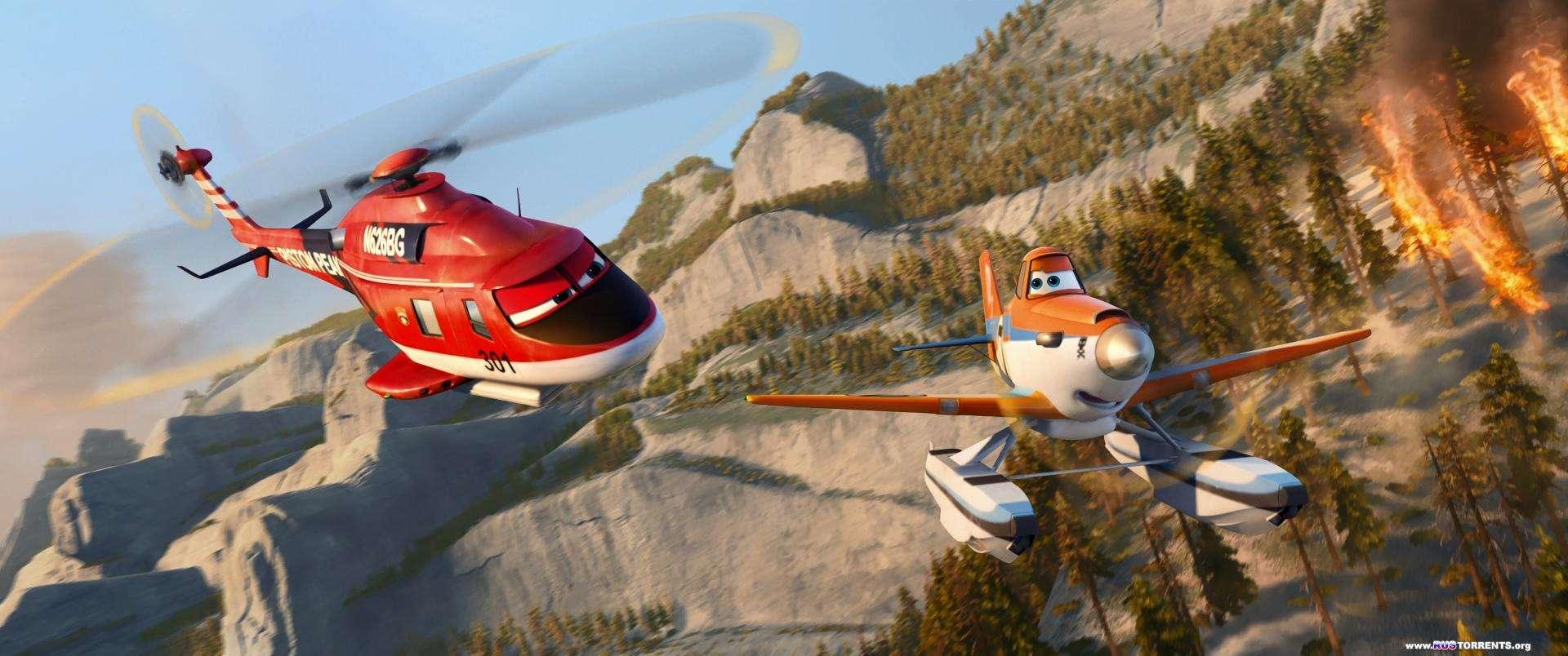 Самолёты: Огонь и вода | BDRip 1080p | iTunes