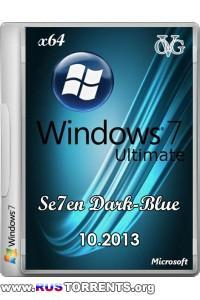 Microsoft Windows 7 Ultimate SP1 x64 7DB by OVGorskiy® 10.2013 RUS