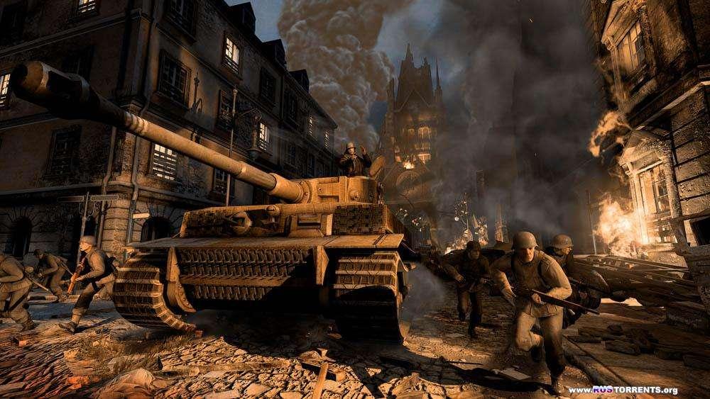 Sniper Elite V2 [v 1.13 + 4 DLC]   PC   Steam-Rip �� R.G. ��������