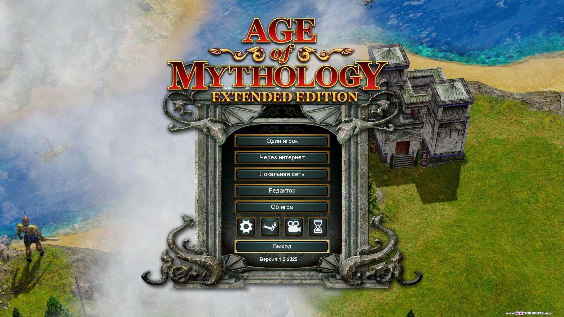 Age of Mythology: Extended Edition | PC | Русификатор