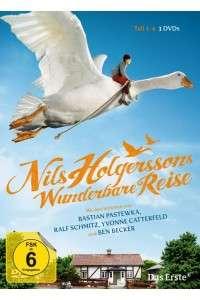 Чудесное путешествие Нильса с дикими гусями [01-04 из 04] | SATRip | P