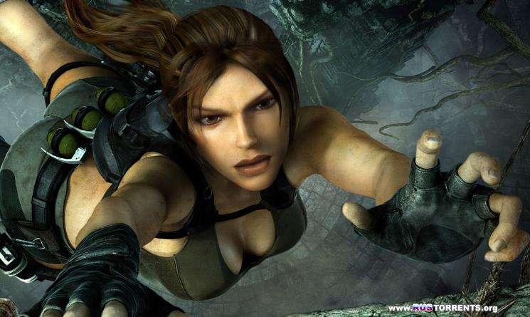 Tomb Raider - обои для рабочего стола