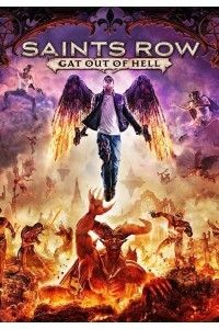 Saints Row: Gat out of Hell | PC | RePack от xatab