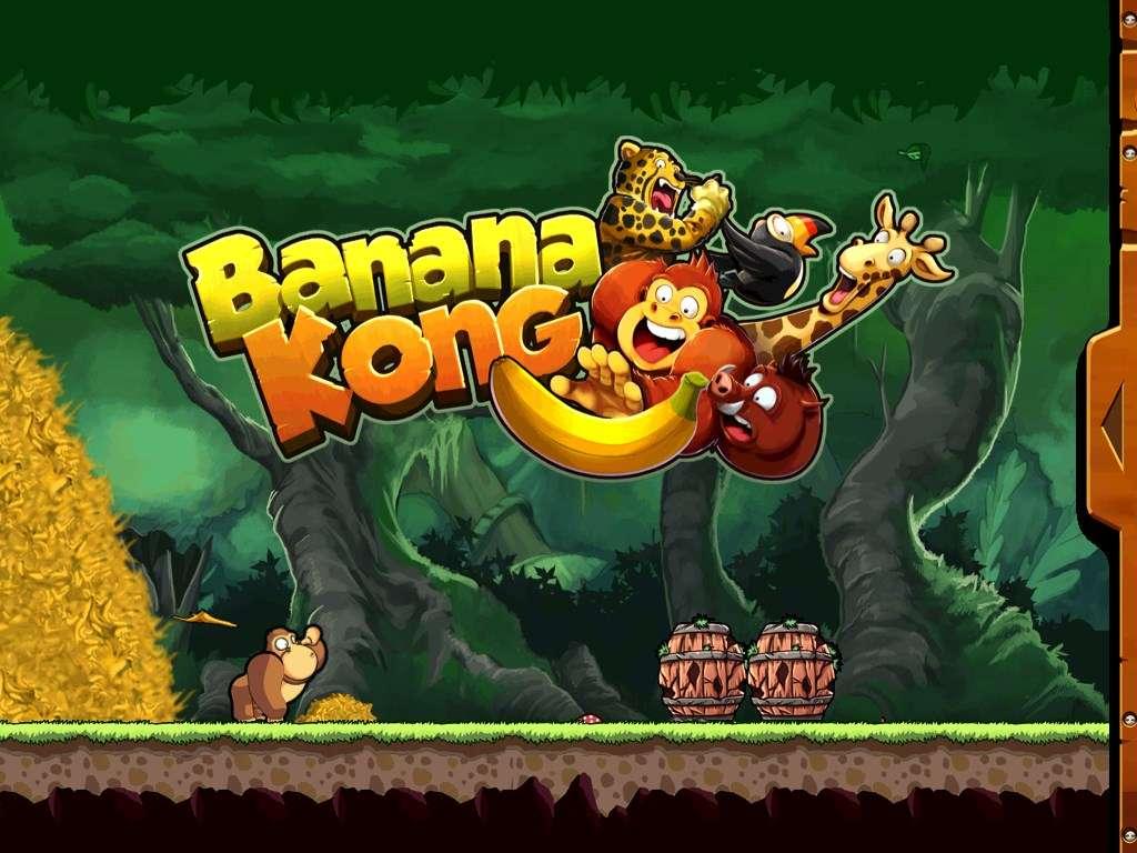 Banana Kong v1.8 | Android