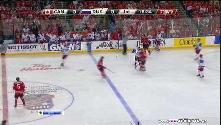 Хоккей. Молодежный Чемпионат Мира U20. Финал. Россия - Канада