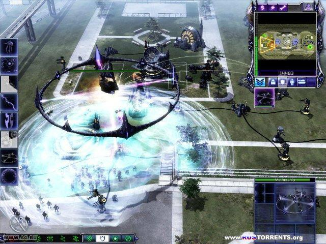 Command & Conquer 3: Tiberium Wars | PC | Lossless RePack by -=Hooli G@n=- от Zlofenix