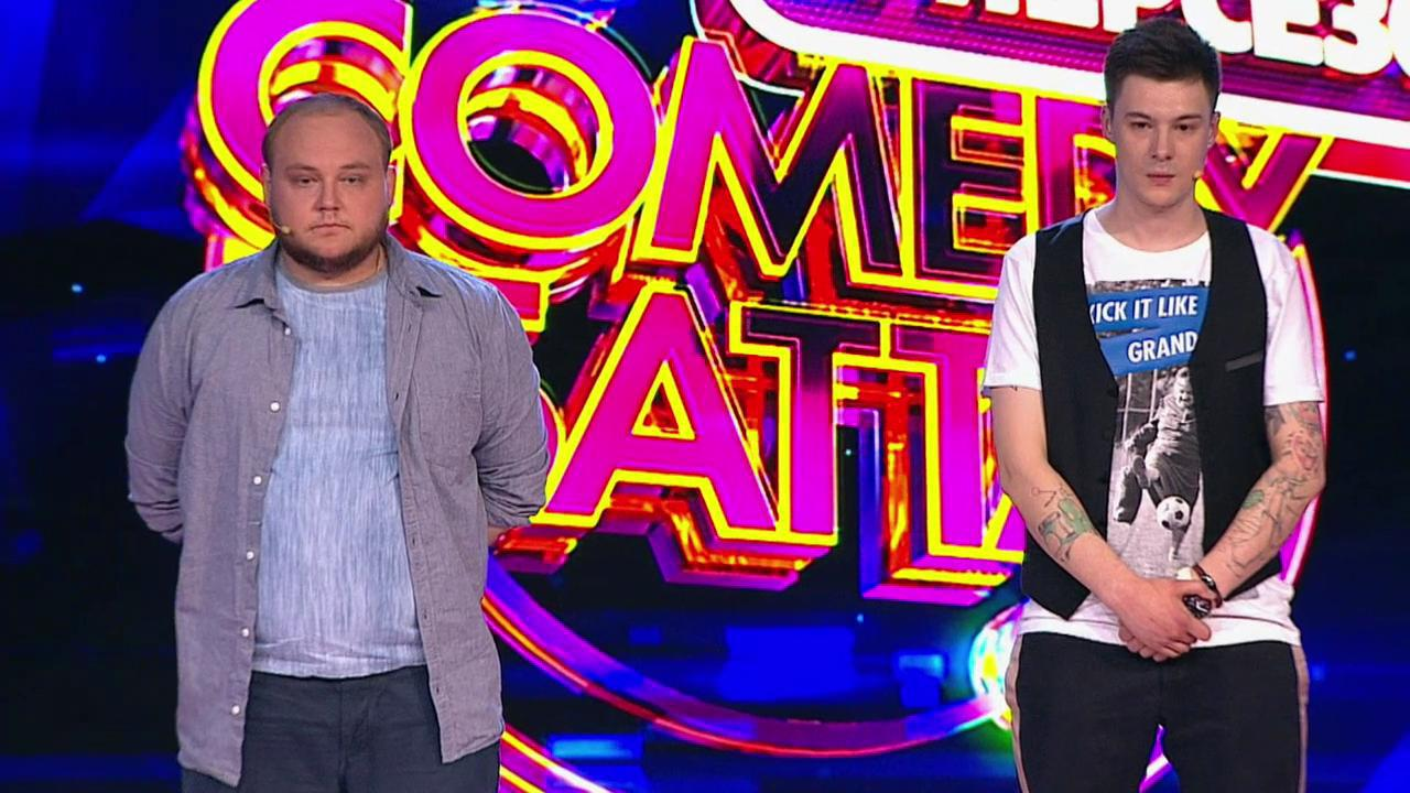 Comedy �����. ���������� [31.10.2014] | WEB-DL 720p