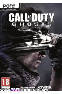 Call of Duty: Ghosts - Deluxe Edition [Update 12] | PC | Rip от z10yded