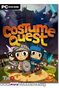 Costume Quest: Grubbins on Ice | PC | Steam-Rip от R.G. Игроманы