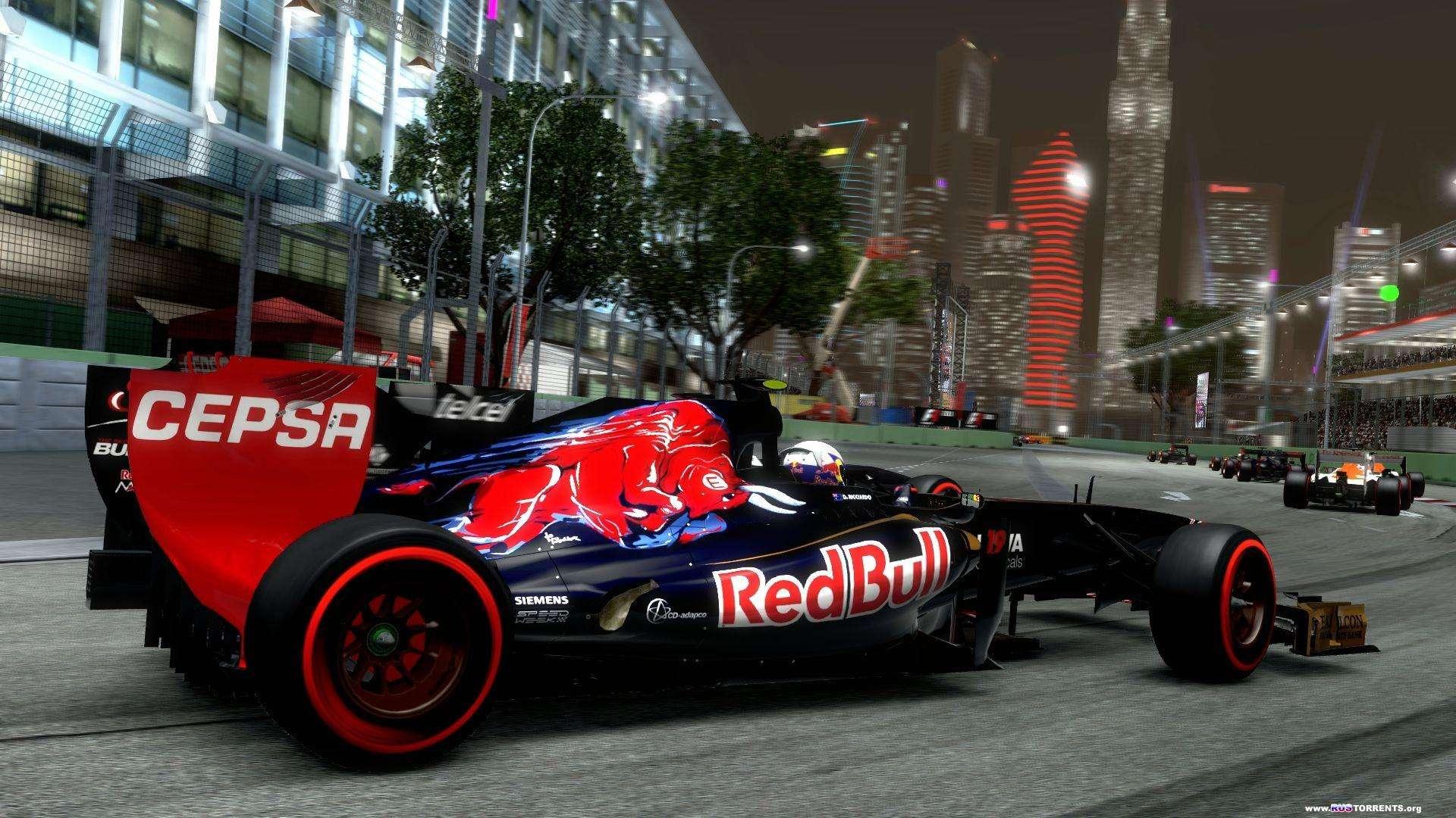 F1 2013. Classic Edition [v 1.0.0.6 + 3 DLC] | PC | RePack �� Brick