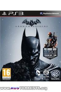 Batman: Arkham Origins [v.1.02 + 2 DLC]   PS3   RePack By R.G. Inferno