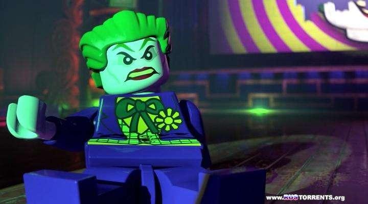 LEGO: Бэтмен: Супергерои DC объединяются | HDRip