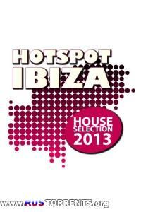 VA - Hotspot Ibiza: House Selection 2013