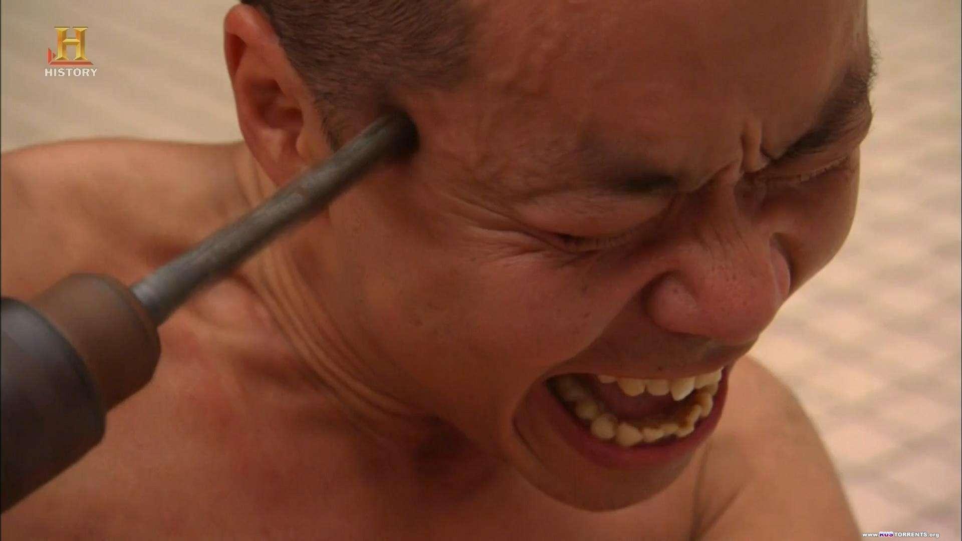 Discovery: Сверхлюди Стэна Ли. Неразрушимый (Сезон 2, серия 1 из 10) | HDTV 1080i