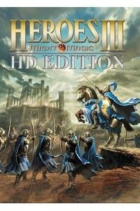 Heroes of Might & Magic 3: HD Edition [Update 3] | PC | RePack от xatab