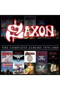 Saxon - The Complete Albums 1979-1988 (10CD Box Set) | MP3