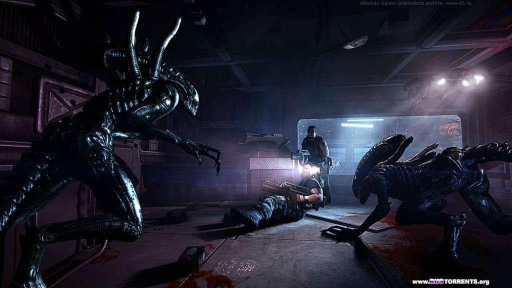 Aliens: Colonial Marines | Repack от Audioslave