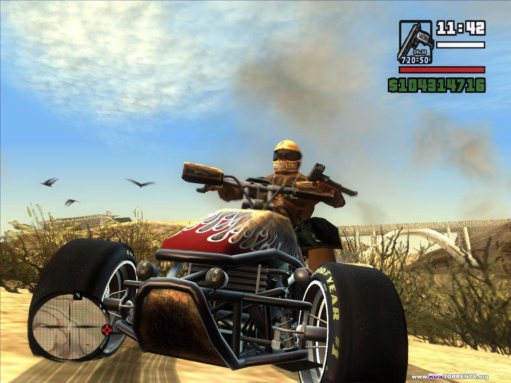Grand Theft Auto: San Andreas - Sunny Mod 2.1 | PC | Lossless RePack