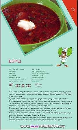 Рецепты для мультиварки