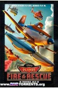 Самолёты: Огонь и вода | BDRemux 1080р | iTunes