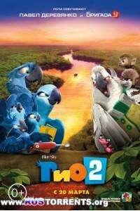 Рио 2 | BDRip 720p | Лицензия