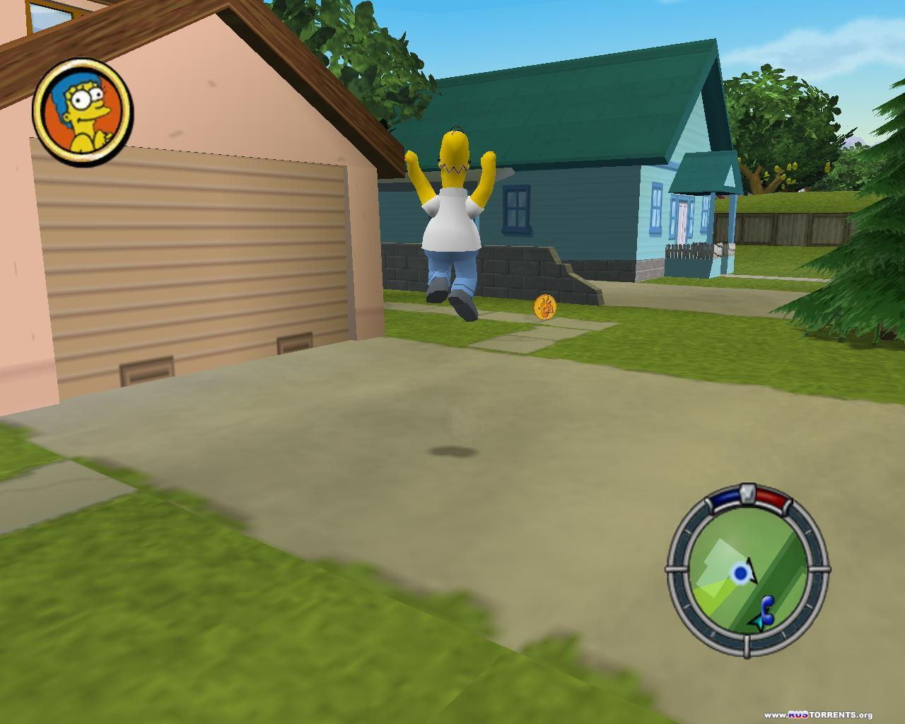 The Simpsons: Hit And Run | RePack �� Fenixx
