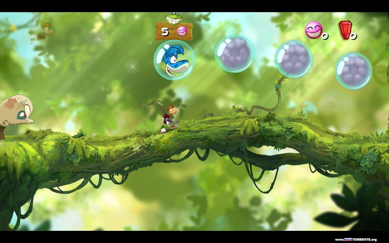 Rayman: Origins | RePack от Fenixx
