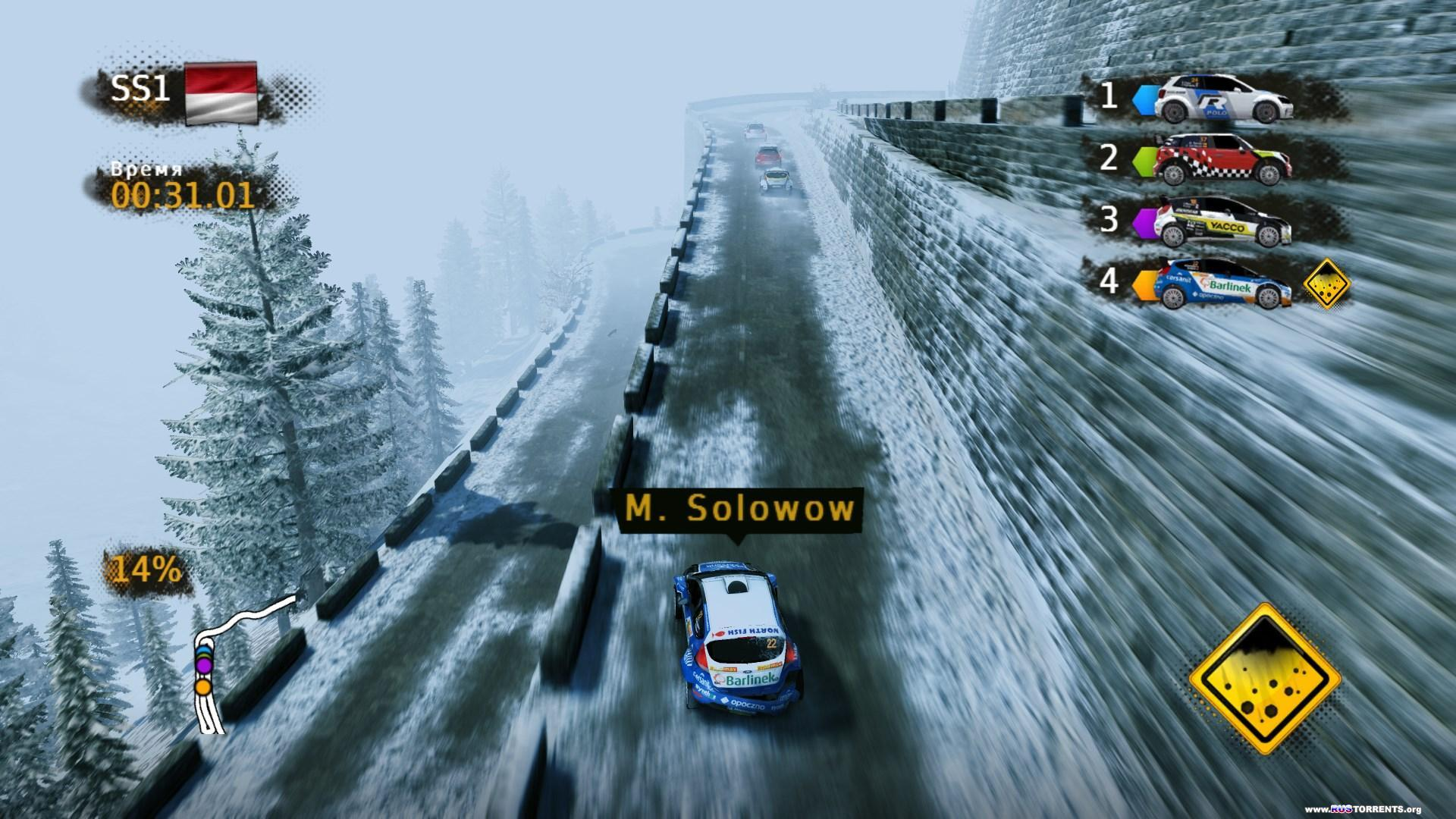 WRC Powerslide | PC | RePack от xatab