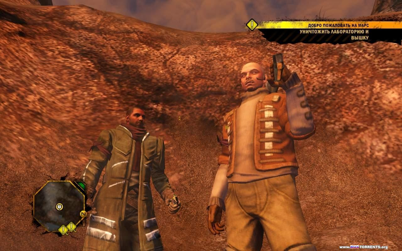 Red Faction: Guerrilla [RePack] (2009) |  RUS