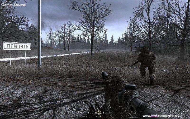 Call of Duty 4: Modern Warfare | PC | Lossless RePack от R.G. Механики