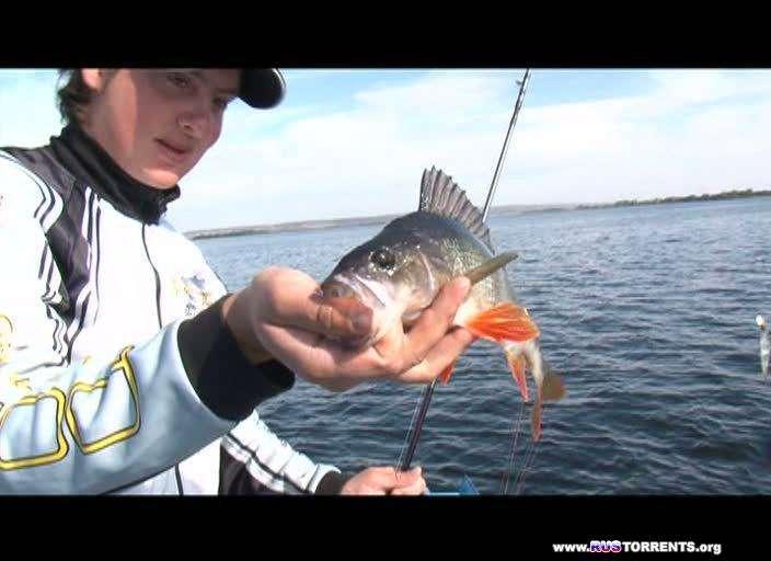Рыбачьте с нами. Видеоприложение. Выпуск №45. Май | DVDRip