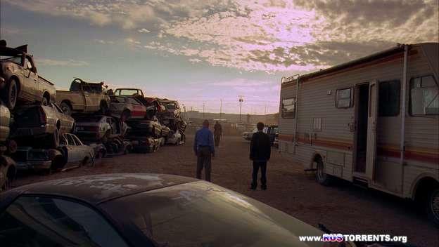 Во все тяжкие [03 сезон: 01-13 серий из 13] | HDRip от Scarabey | LostFilm