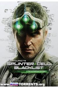 Tom Clancy's Splinter Cell: Blacklist | РС | RePack от Fenixx
