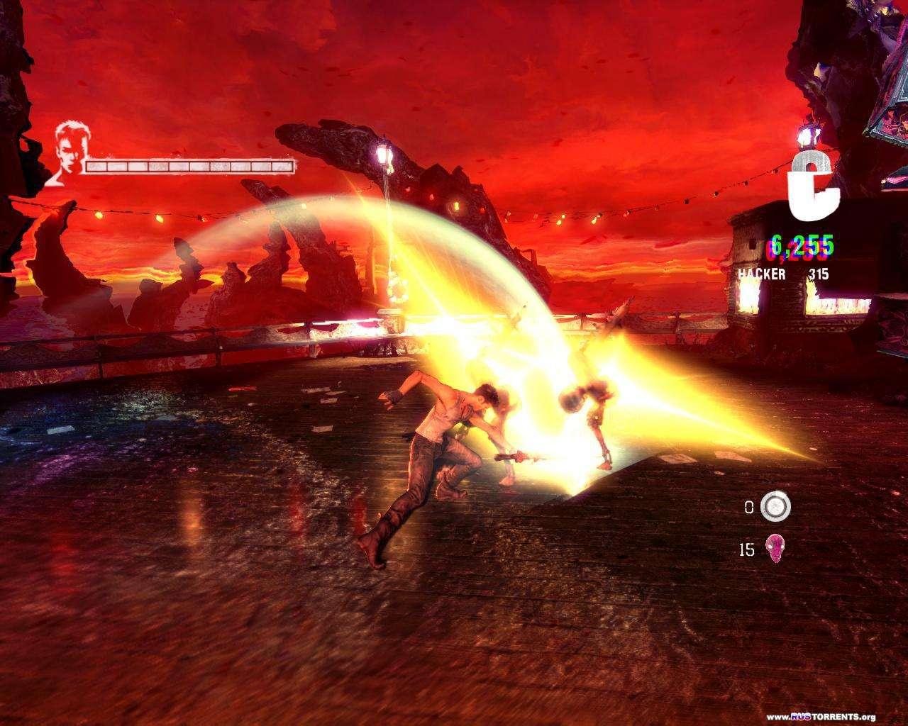 DmC Devil May Cry + 1 DLC (Capcom) (ENG|RUS|Multi10) [L|Steam-Rip] �� R.G. GameWorks
