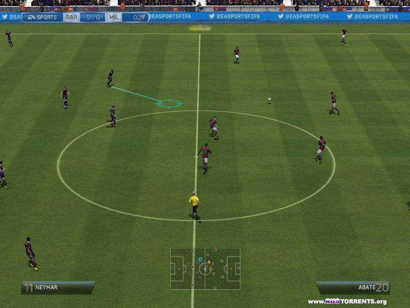 FIFA 14 | PC | DEMO