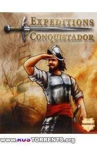 Expeditions: Conquistador [v 1.6.6] | PC | RePack от R.G. Steamgames