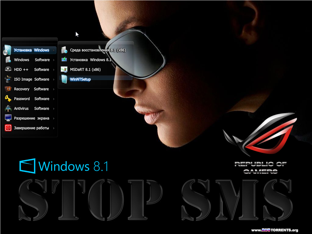 Windows 8.1 (x64) Professional Update 1 v.10.9.14 by Romeo1994 (2014) Rus