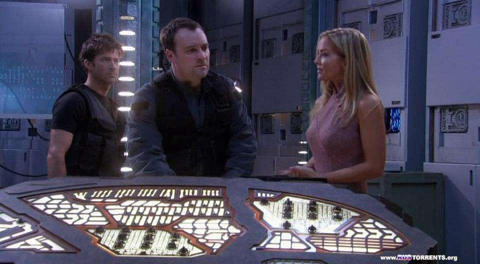 Звёздные Врата: Атлантида(Сезон 2-5)