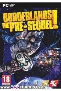 Borderlands: The Pre-Sequel [v 1.0.7 + 6 DLC] | PC | Steam-Rip от Let'sPlay