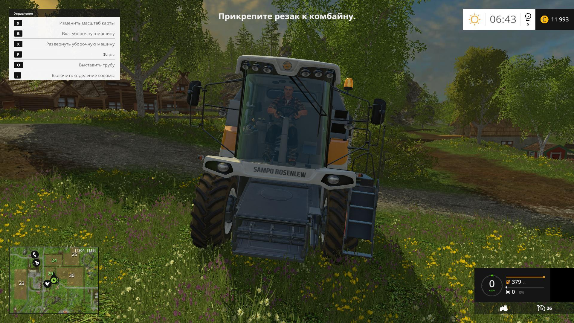 Farming Simulator 15: Gold Edition [v 1.4.2 + DLC's] | PC | ��������