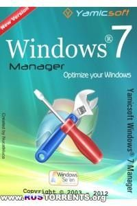Windows 7 Manager 5.0.8 RePack (& portable) by KpoJIuK