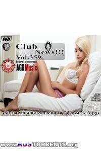 VA - Клубные Новинки Vol.359
